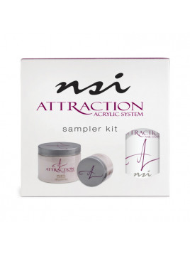 Kit résine Attraction NSI Sampler Kit