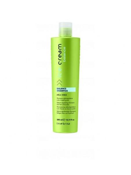 Shampoing cheveux gras BALANCE INEBRYA 300ml