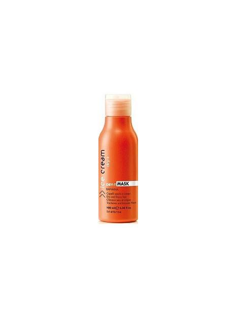 Masque nourrissant cheveux secs BANANA DRY-T INEBRYA 100ml