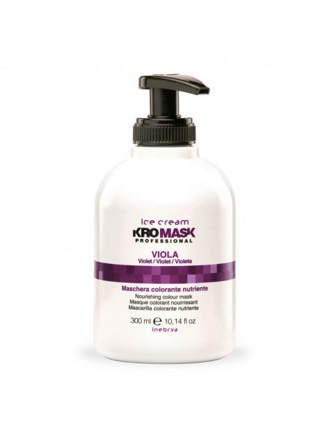 Masque pigmentant Kromask  violet Inebrya 300 ml