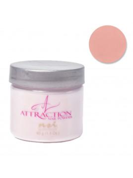 Résine poudre acrylique Rose Blush Attraction NSI 130 grs