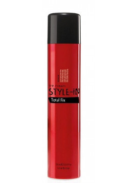 Spray fixation extra forte STYLE IN  TOTAL FIX INEBRYA 100ML