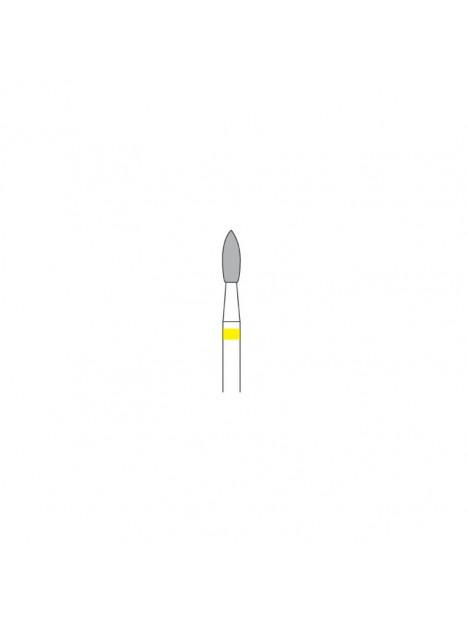 Fraise Carbone Olive (dessous de l'ongle, bague jaune) NSI