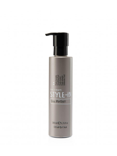 Fluide lissant LISS PERFECT STYLE IN INEBRYA 200ML