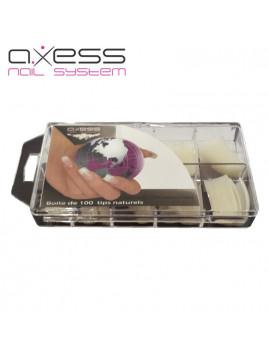 Boite de 100 capsules naturelles Axess