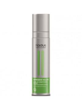 Après-shampoing mousse volumisant sans rinçage VOLUME IMPRESSIVE LEAVE-IN KADUS 200ML