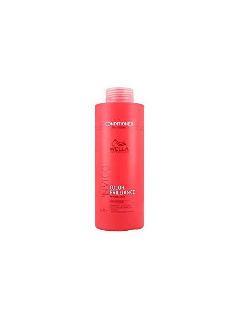 Après-shampoing cheveux fins et normaux Invigo BRILLANCE WELLA 1000 ML