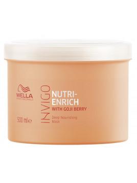 Masque Nutrition Intense Invigo Nutri-Enrich MASQUE WELLA 500 ML