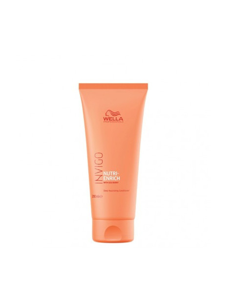 Après-shampoing nutrition intense Invigo Nutri-Enrich WELLA 200 ML