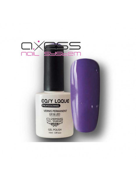 Vernis semi-permanent Tradition Violet Byzantium Axess Nail System 10 ml