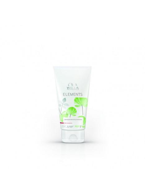 Après-shampoing régénérant ELEMENTS WELLA 200ML