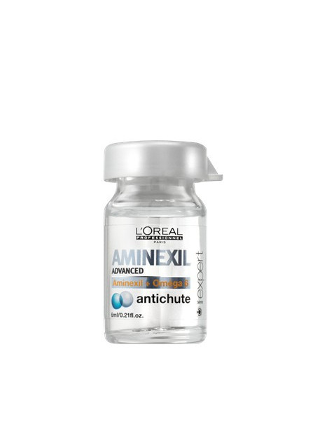 Traitement anti-chute AMINEXIL L'OREAL COFFRET 42*6ML