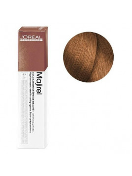 Coloration avec ammoniaque Majirel n°8.34 Blond clair doré cuivré de L'Oréal Professionnel
