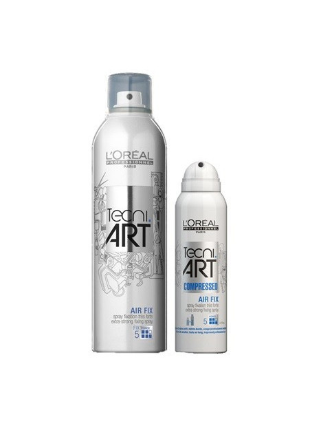 Spray fixation extra forte AIR FIX TECHNI ART L'OREAL 125ML