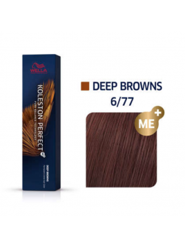 Coloration Koleston Perfect Me+ Deep Browns 6/77 60ml