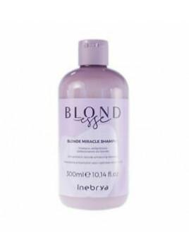Shampoing BLONDESSE blonde miracle shampoo INEBRYA 300 ml