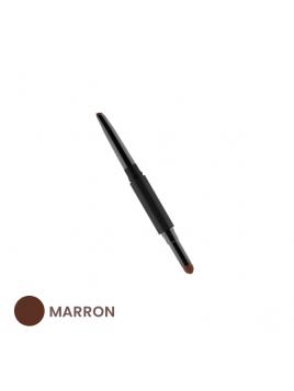 Crayon sourcils BROW SHAPE & FILL GOSH marron
