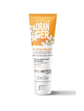 Crème de mains Fleur d'Oranger 30ml SOLINOTES
