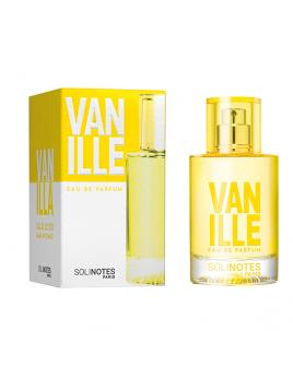 Eau de parfum Vanille SOLINOTES 50ml