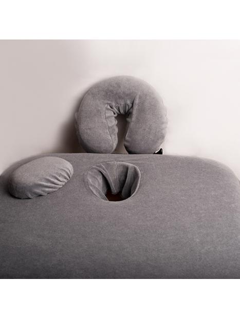 Housse de table 190x63x7cm trou visage avec tendeur