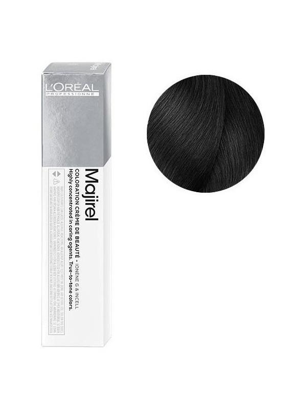 Coloration avec ammoniaque Majirel n°3 Châtain foncé de L'Oréal Professionnel