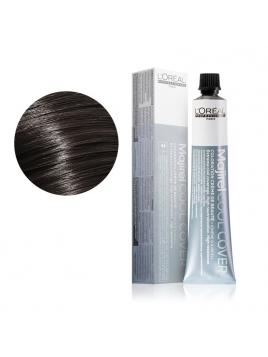 Coloration avec ammoniaque Majirel Cool Cover n°5.1 Châtain clair cendré de L'Oréal Professionnel