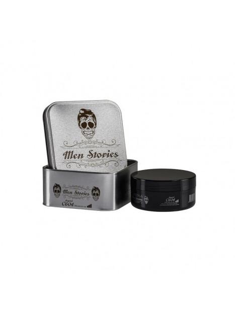 Cire effet matt 604 Men Stories 150 ml avec boite métal